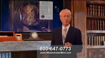 Westminster Mint $50 American Gold Eagle Coin TV Spot, 'Pure Gold' - 8 commercial airings