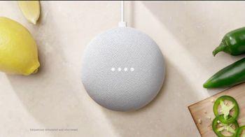 Google Home Mini TV Spot, 'Cooking' Song by Craig David - Thumbnail 2