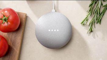 Google Home Mini TV Spot, 'Cooking' Song by Craig David - Thumbnail 5