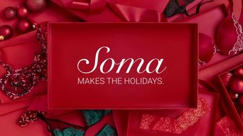 Soma TV Spot, 'Festive, Cozy, Sparkly: BOGO Deals' - Thumbnail 1