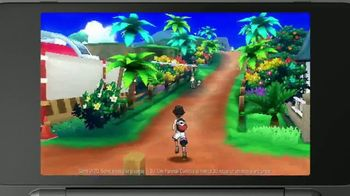 Pokemon Ultra Sun and Ultra Moon TV Spot, 'New Mystery Awaits' - Thumbnail 4
