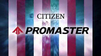 Citizen Watch Promaster TV Spot, 'Go Beyond' - Thumbnail 10