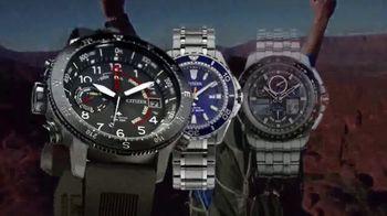 Citizen Watch Promaster TV Spot, 'Go Beyond' - Thumbnail 8