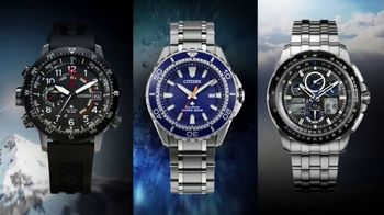 Citizen Watch Promaster TV Spot, 'Go Beyond' - Thumbnail 9
