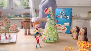 Rice Krispies TV Spot, 'Holidays: Pop to Life' - 10991 commercial airings