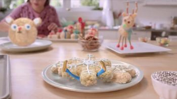 Rice Krispies TV Spot, '2017 Holidays: Pop to Life'