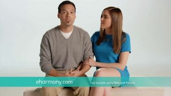 eHarmony TV Spot, 'Nick and Kimmy' Song by Natalie Cole