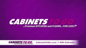 Cabinets To Go TV Spot, 'Happy Holidays'