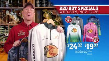 Bass Pro Shops 5 Day Sale TV Spot, 'Hats and Fishing Jerseys' - Thumbnail 7