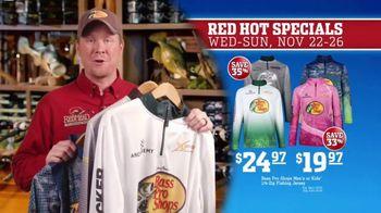 Bass Pro Shops 5 Day Sale TV Spot, 'Hats and Fishing Jerseys' - Thumbnail 8