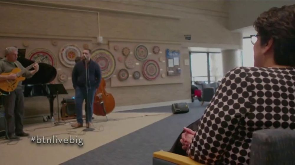 BTN Live Big TV Commercial, 'Michigan Gives Patients Gifts of Art'