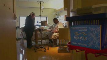 BTN Live Big TV Spot, 'Michigan Gives Patients Gifts of Art' - Thumbnail 9
