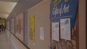 BTN Live Big TV Spot, 'Michigan Gives Patients Gifts of Art' - Thumbnail 2