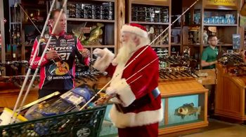 Bass Pro Shops 5 Day Sale TV Spot, 'Red Hot: Caps and Fish Finder' Ft. Kevin VanDam - Thumbnail 2