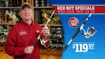 Bass Pro Shops 5 Day Sale TV Spot, 'Red Hot: Caps and Fish Finder' Ft. Kevin VanDam - Thumbnail 7