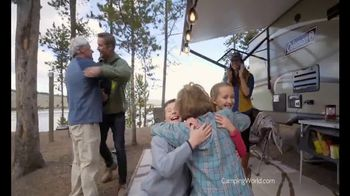 Camping World Year End Clearance TV Spot, 'Travel Trailer'