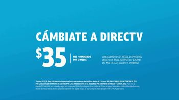 DIRECTV TV Spot, 'Satisfacción al cliente: tarjeta de reembolso' [Spanish] - Thumbnail 7