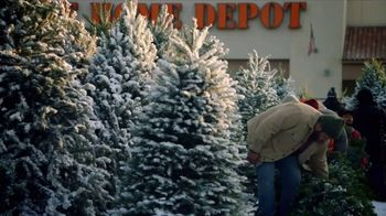 The Home Depot TV Spot, 'Winter Wonderland: Licensed Inflatables' - Thumbnail 1