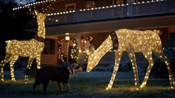 The Home Depot TV Spot, 'Winter Wonderland: Licensed Inflatables' - Thumbnail 4