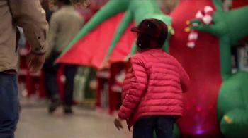 The Home Depot TV Spot, 'Winter Wonderland: Licensed Inflatables' - Thumbnail 5