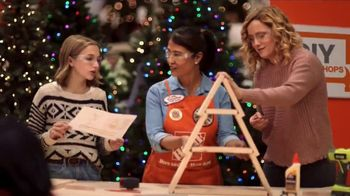 The Home Depot TV Spot, 'Winter Wonderland: Licensed Inflatables' - Thumbnail 6