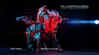 Transformers Dragon Fire Turbo Changer TV Spot, 'Hot Hot Hot'