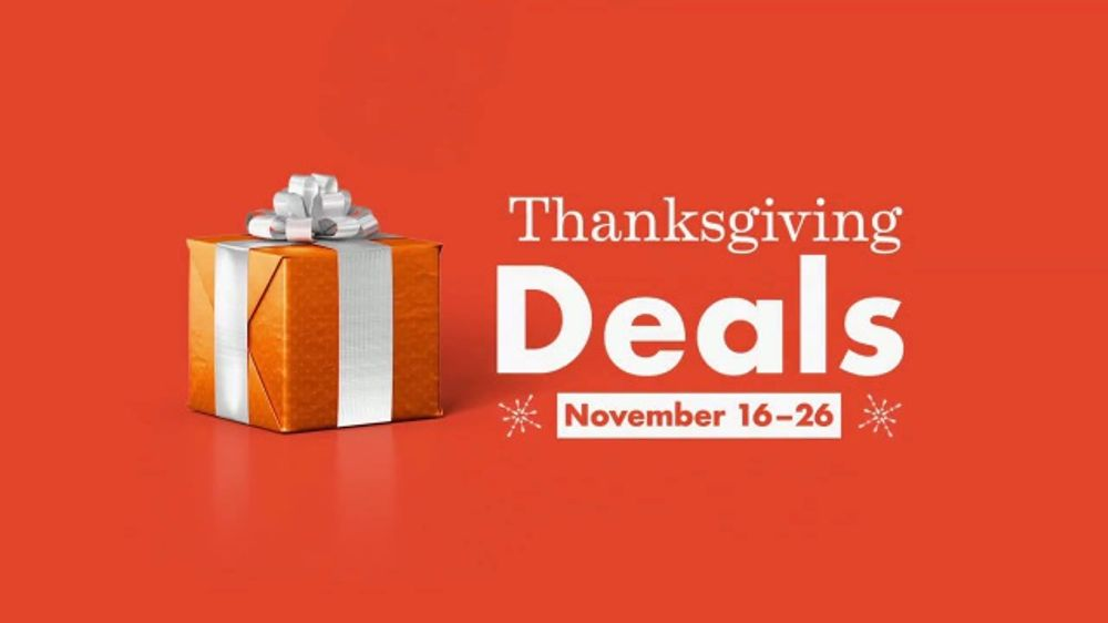 Big Lots Thanksgiving Deals Tv Commercial Joy Trees