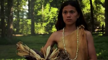 Pocahontas: Dove of Peace Home Entertainment TV Spot