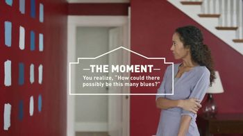 Lowe's Black Friday Deals TV Spot, 'The Moment: Paint' - 524 commercial airings