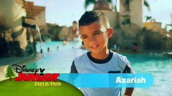 Disney Parks & Resorts TV Spot, 'Disney Junior: Disney's Caribbean Beach'