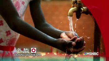 Global Citizen TV Spot, 'MSNBC: Take Action' - Thumbnail 7