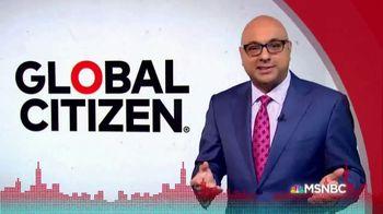 Global Citizen TV Spot, 'MSNBC: Take Action' - Thumbnail 9