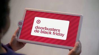Target Doorbusters de Black Friday TV Spot, '¡Vamos!' [Spanish] - Thumbnail 1