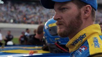 Wrangler TV Spot, 'Dale Jr.'s Last Lap' Featuring Dale Earnhardt Jr. - 2 commercial airings