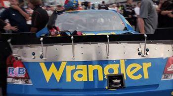 Wrangler TV Spot, 'Dale Jr.'s Last Lap' Featuring Dale Earnhardt Jr. - Thumbnail 2