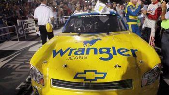 Wrangler TV Spot, 'Dale Jr.'s Last Lap' Featuring Dale Earnhardt Jr. - Thumbnail 8