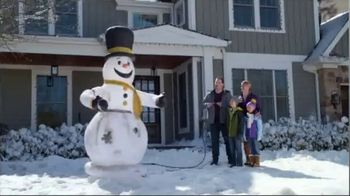 Lowe's Pre-Black Friday Deals Event TV Spot, 'Snowman: Pre-Lit Tree' - Thumbnail 2