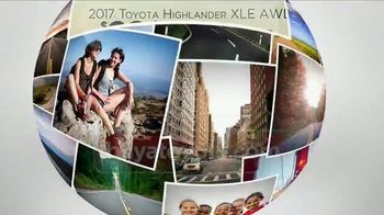 2017 Toyota Highlander XLE TV Spot, 'Live With Peace of Mind' - Thumbnail 7