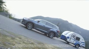 2017 Toyota Highlander XLE TV Spot, 'Live With Peace of Mind' - Thumbnail 3