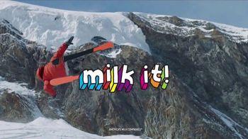 Milk It TV Spot, 'U.S. Olympian Maddie Bowman Shreds It and Milks It!' - Thumbnail 10
