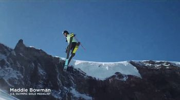 Milk It TV Spot, 'U.S. Olympian Maddie Bowman Shreds It and Milks It!' - 3860 commercial airings