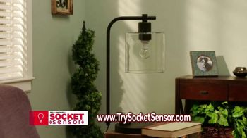 Socket Sensor TV Spot, 'Coming Home to a Dark House'