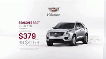 Cadillac Season's Best TV Spot, 'Fully Dressed: 2018 XT5' Song by Lizzo - Thumbnail 8