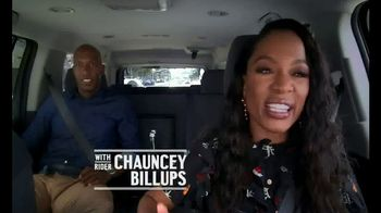Uber TV Spot, 'Rolling with the Champion: Be Humble' Feat. Chauncey Billups