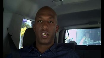 Uber TV Spot, 'Rolling with the Champion: Be Humble' Feat. Chauncey Billups - Thumbnail 6