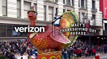 Verizon TV Spot, '360 Live: Macy's Thanksgiving Day Parade'