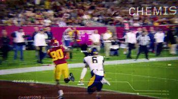 Pac-12 2017 Football Championship TV Spot, 'Congratulations USC' - Thumbnail 3