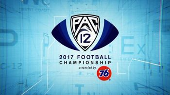 Pac-12 2017 Football Championship TV Spot, 'Congratulations USC' - Thumbnail 7