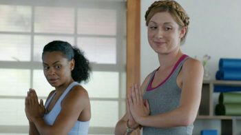 Aflac One Day Pay TV Spot, 'Yoga Class' - Thumbnail 9