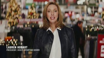 Dick's Sporting Goods TV Spot, 'Confidence' - 244 commercial airings